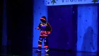 2013 TS   Robot Dance by Atul