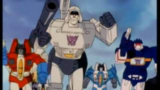 Transformers Season 1 Intro HD