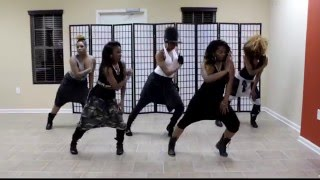 Yo Gotti Down in the DM - Choreography