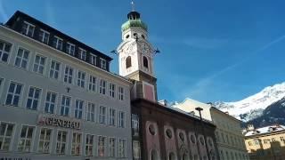 جولة اليوم في مدينة انسبروك النمساوية -  Tour in Innsbruck - Austrian