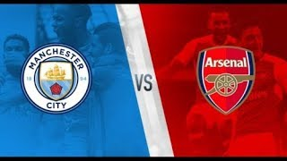 MATCH OF THE DAY • Manchester City vs Arsenal 03/02/2019 PES