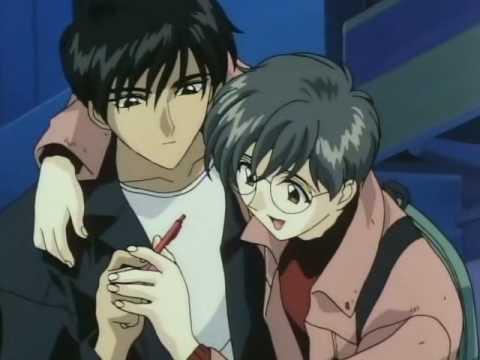 Toi x Yuki (Touya x Yukito) - romantic yaoi (Sakura Card Captor)