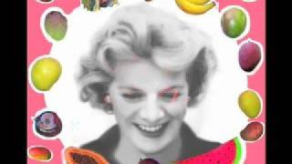 Rosemary Clooney  -  SWAY (Speed Up Version / and lyrics)