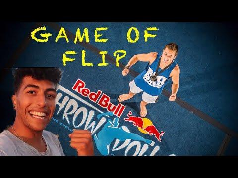 GAME OF FLIP VS REDBULL ATHLETE