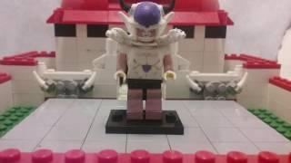 Lego dbz custom Frieza (updated)