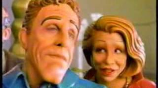 Duracell commercial with creepy family