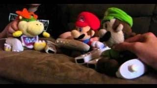 SDB Movie: Mario's Babysitting Misadventure