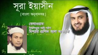 sura yasin with bangla torjomah by mishari rashid al afasi and Elias Hasan