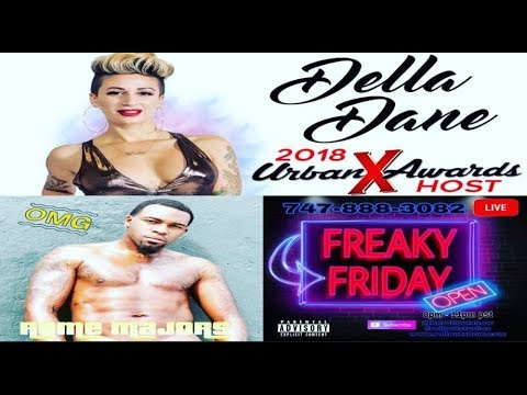 Xxx Mp4 FREAKY FRIDAY W Della Dane Amp Rome Major And Mad Diva Serving Drinks 3gp Sex