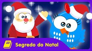 Galinha Pintadinha Mini - Historinha - O Segredo do Natal