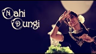 """""""Nahi Dungi"""" Exclusive Song From Gang Of Ghosts   Mahie Gill, Chunky Pandey  """