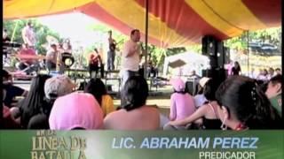 Abraham Perez - Testimonio del anillo