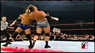 Test with Stacy Keibler vs. Steven Richards with Victoria