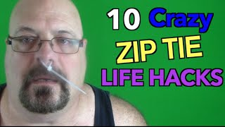 10 Awesome Things YOU can do with Zip Ties