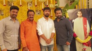 #NTR27 Movie Launch - NTR, Nandamuri Kalyanram, V V Vinayak, Nandamuri Harikirshna, Bobby