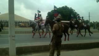 Pak army horses . Pakistan my jan