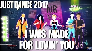 🌟 Just Dance Unlimited: I Was Made For Lovin' You - Kiss 🌟