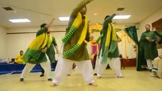 MEHNDI DANCE - IMAGINARY GIRL