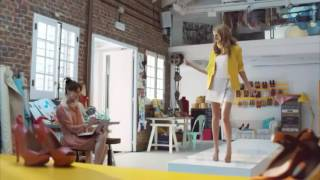 Scholl TV Ad – Gemma @Body London