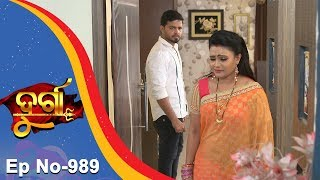 Durga | Full Ep 989 8th Feb 2018 | Odia Serial - TarangTV HD