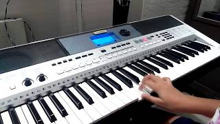 Nagin Been Cover on Keyboard - Harshvi
