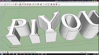 Trick || 3D text animation full tutorial with your name -Part_1