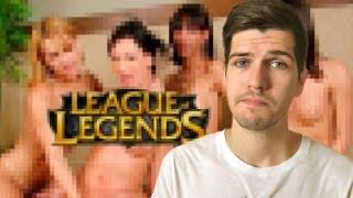 UsachevToday - Порно-процесс и атлеты League of Legends