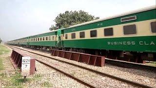 Pakistan Railways *100th Upload* Best Compilation Video