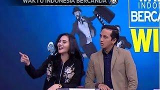 Waktu Indonesia Bercanda - Puy Brahmantya Main TTS Sampe Stress (2/4)