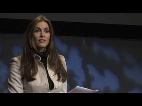 TEDxVancouver - Nazanin Afshin-Jam - Voice for the Voiceless