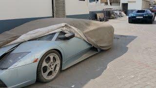 Abandoned Exotics & the Al Aweer Auto Market | Episode 10