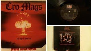 """Cro-Mags """"The Age of Quarrel"""" (1986)  Full Album    Vinyl Rip"""