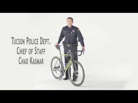 LOOK! Save A Life PSA - Chad Kasmar, Chief of Staff - Tucson Police Deptartment