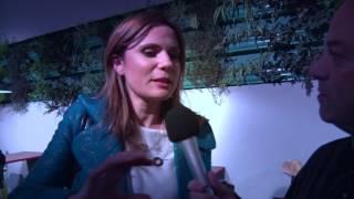 INAUGURACIÓN WOILAP - Entrevista Luciana Arias