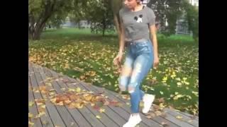 رقص بنوته على المعزوفه يفوتك 2017