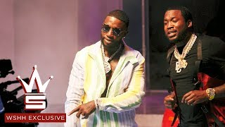 """Gucci Mane feat. Meek Mill """"Backwards"""" Music Video BTS (WSHH Exclusive - Official Music Video)"""