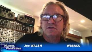 Ham Nation 141: Joe Walsh WB6ACU Co-hosts!