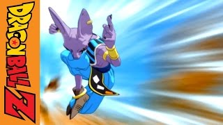 Dragon Ball Z: Battle of Gods - Theatrical Trailer