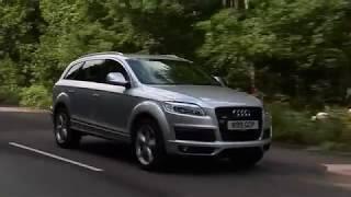 Audi Q7 4x4 review - What Car?