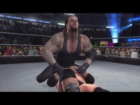 WWE Smackdown VS Raw 2008 Finishers