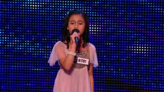 Arisxandra - One Night Only Full Audition - Week 1 - Britain's Got Talent