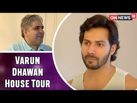 Xxx Mp4 Varun Dhawan Opens His House And Heart For Rajeev Masand Exclusive Interview CNN News18 3gp Sex