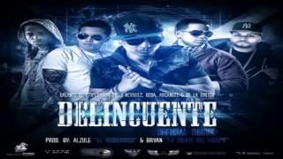 Galante Ft. J Alvarez, Geda, Arcangel & De La Ghetto - Delincuente (Official Remix) (Coming Soon)
