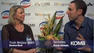 Trish Wisbey-Roth: Bounce Back - Australian Fitness and Health Expo, 2012
