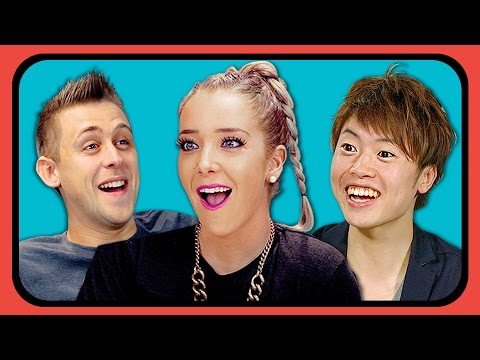 Download YouTubers React to Japanese Commercials #2 On Musiku.PW