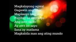 Magkabilang Mundo- Jireh Lim Lyrics