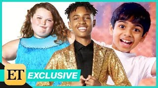 Watch the DWTS: Juniors Cast Rehearse for Their Big Ballroom Debut! (Exclusive)