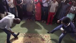 PROPHET T SAWANA SHOCKING DEMOSTRATION OF POWER