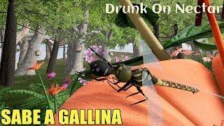 Drunk On Nectar - VISCOSO PERO SABROSO - GAMEPLAY ESPAÑOL #3