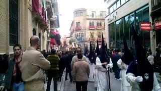 Redención Sevilla (Beso de Judas) 2013 C/Orfila